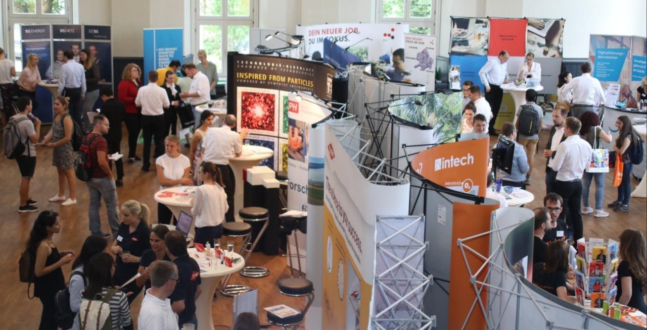 Die TU Clausthal lädt zur Karrieremesse
