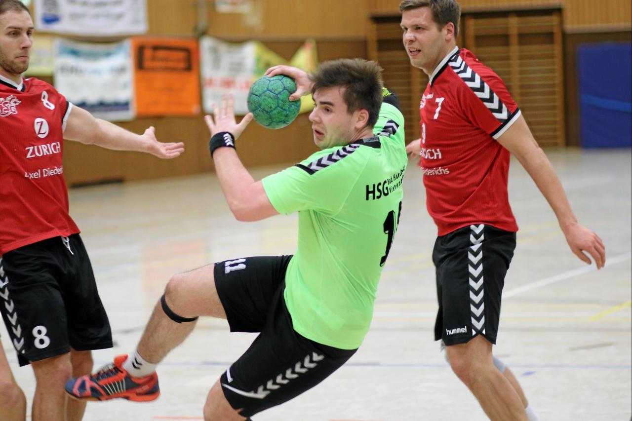 Niederlage für HSG Bad Harzburg/Vienenburg
