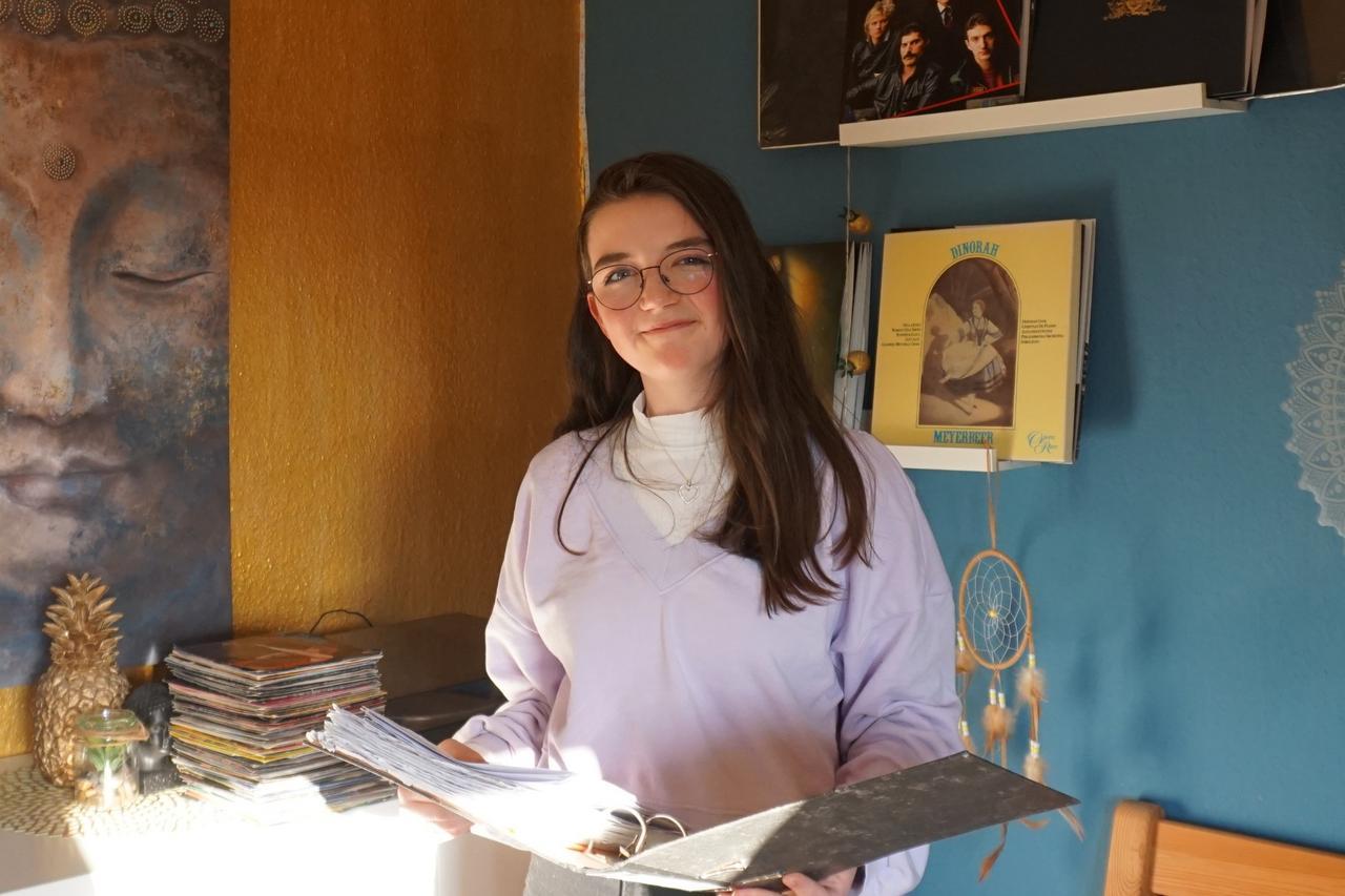Nina Ullrich siegt bei Jugend musiziert