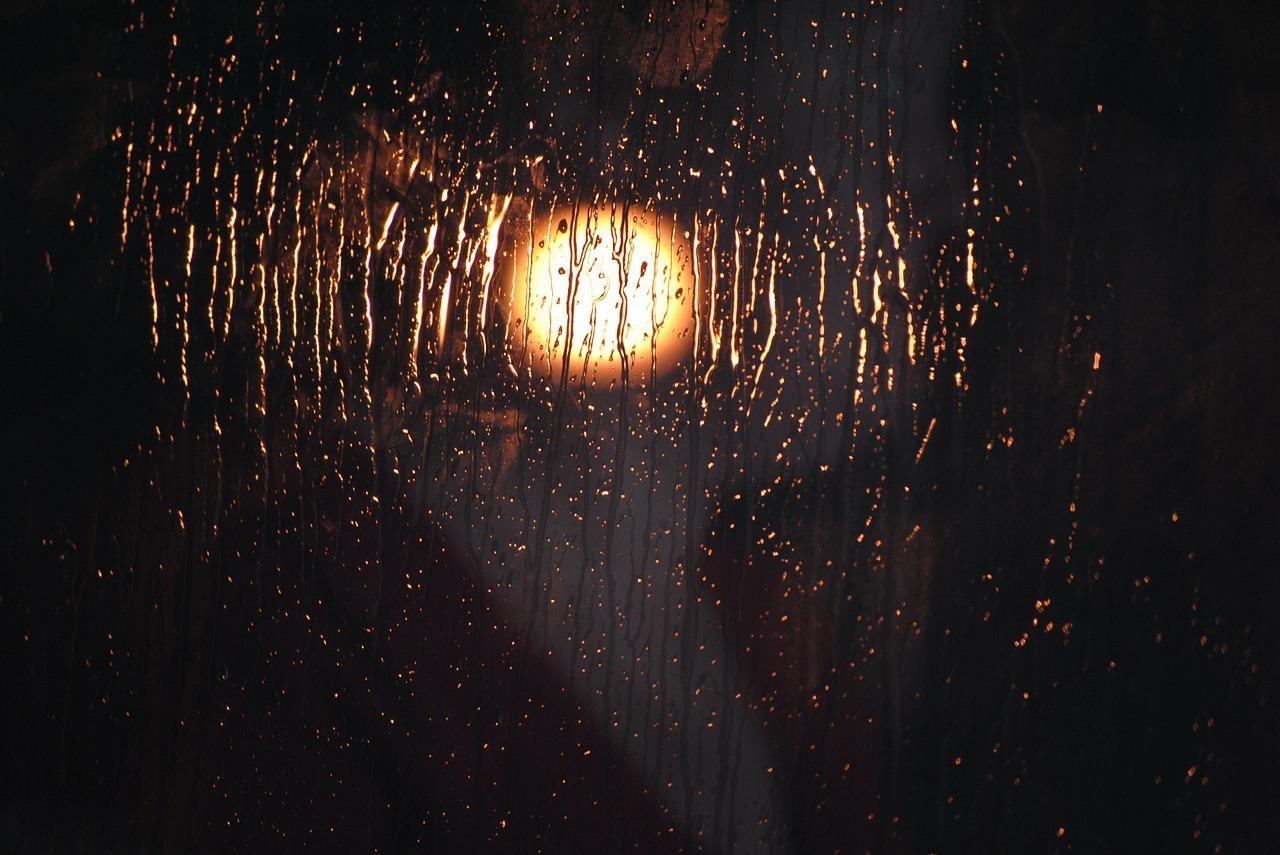 Regen trübt das Winter-Gefühl