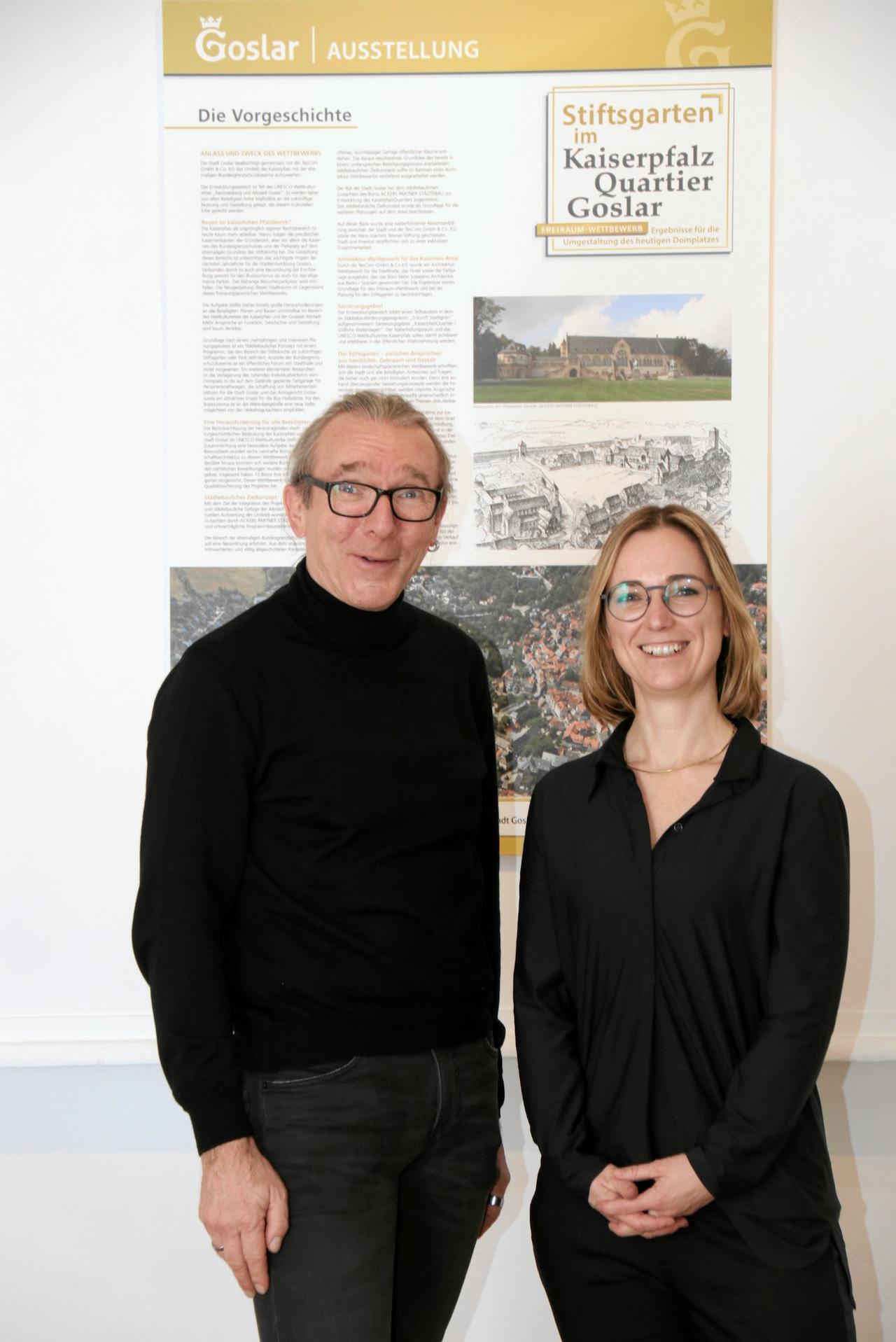 Goslarer Domplatz: Akten nicht mehr geheim