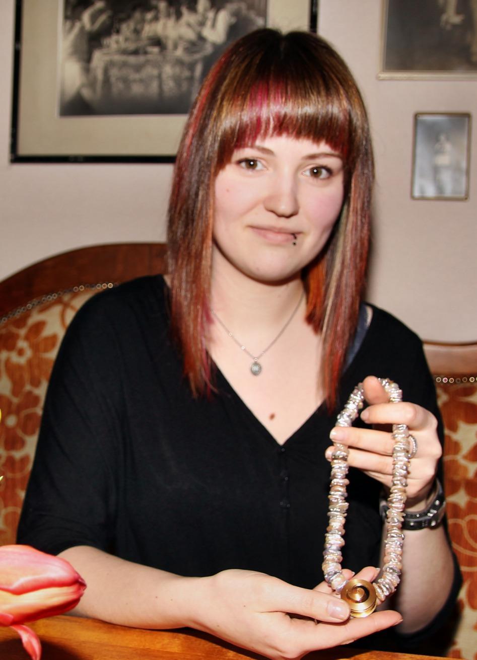 Nathalie Dahmen ist Innungsbeste