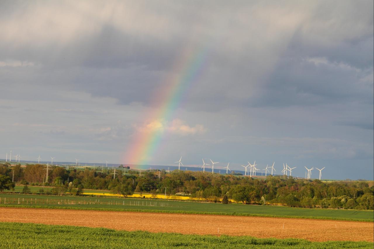 Ende Vom Regenbogen