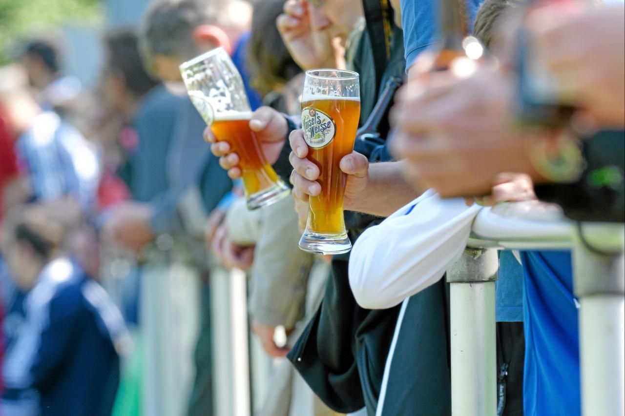 Alkoholausschank beim Sport neu geregelt