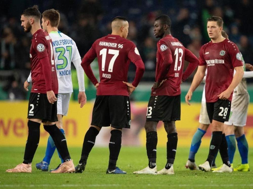 Wende soll heute gegen Wolfsburg kommen