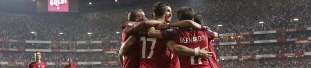 Frankreich und Portugal fahren zur WM