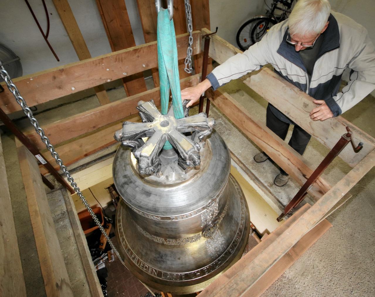 Neue Glocken für St. Andreas