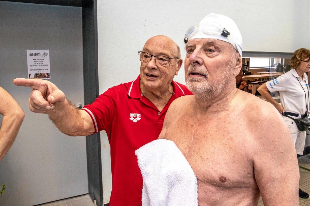 Weltmeister testet im Aquantic seine Form