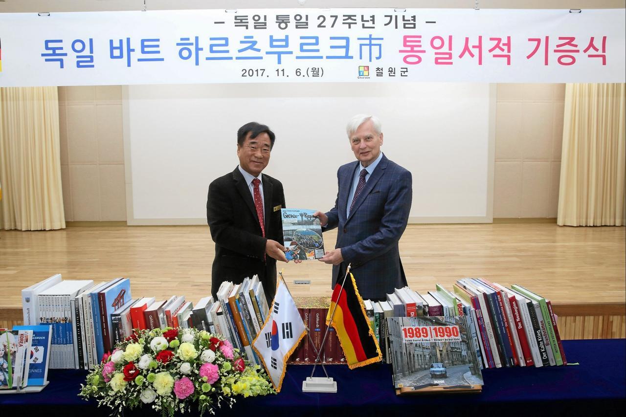 Beeindruckt von Korea-Kontakten