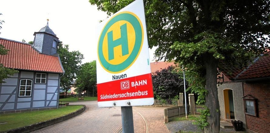 Pläne für das Dorf Nauen