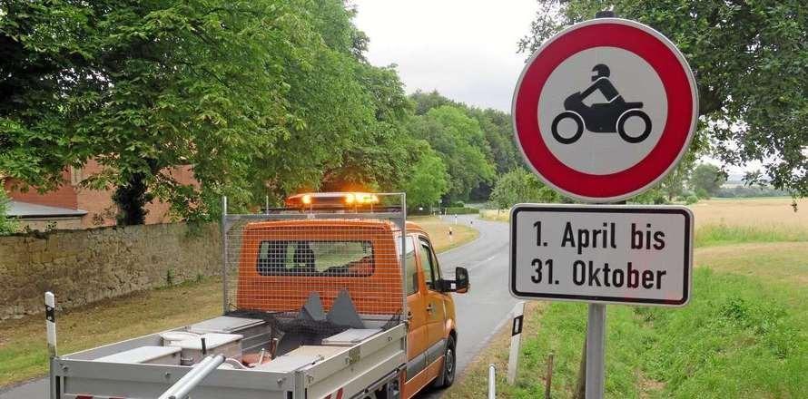 K83 für Motorräder verboten