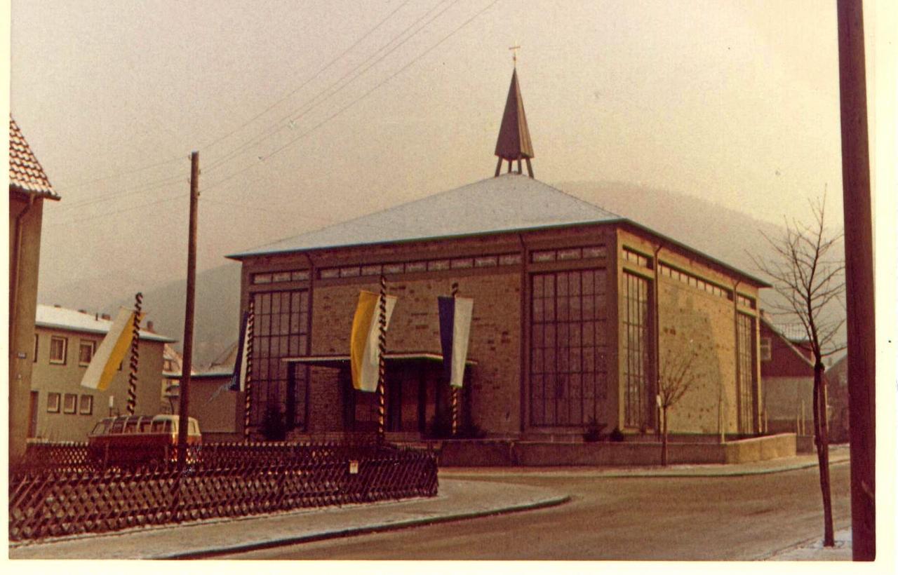Liebfrauenkirche ist 60 Jahre alt