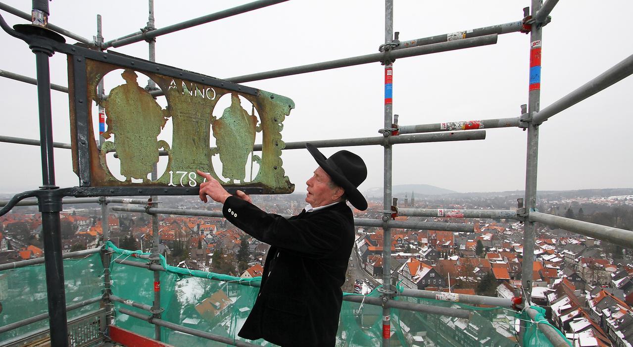 Günter Bock: Herr der Kirchturmdächer