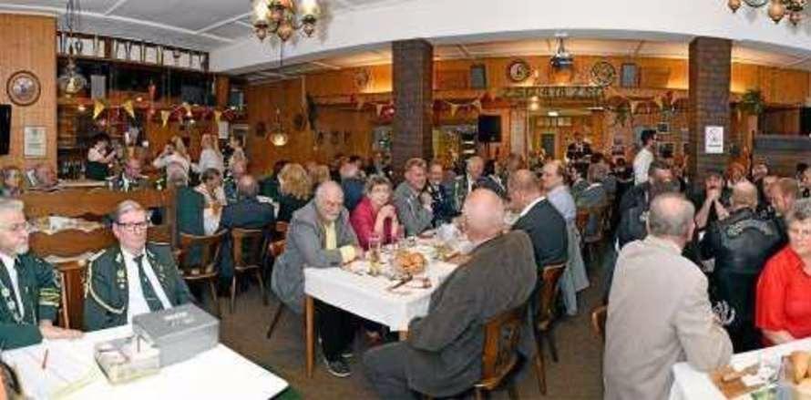 Zellerfelder feiern Schützenfest