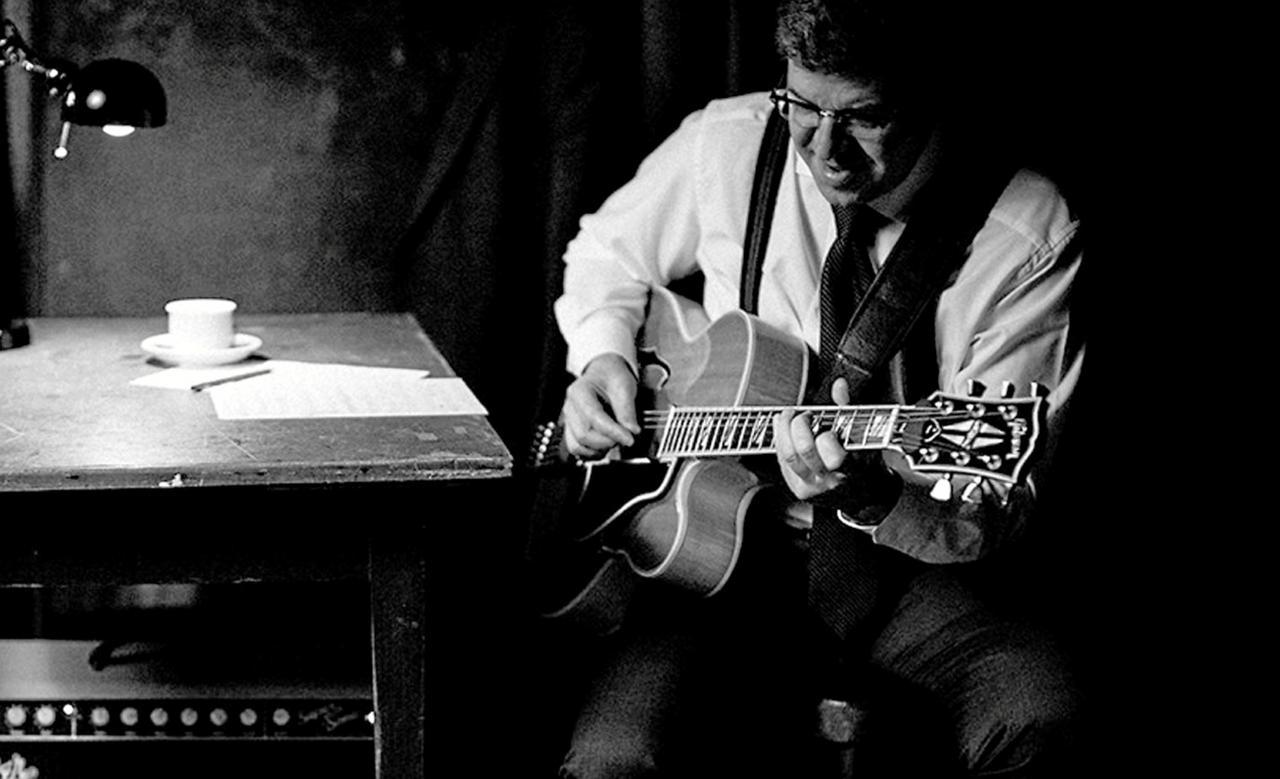 Andreas Dahle spielt im Jazz Club