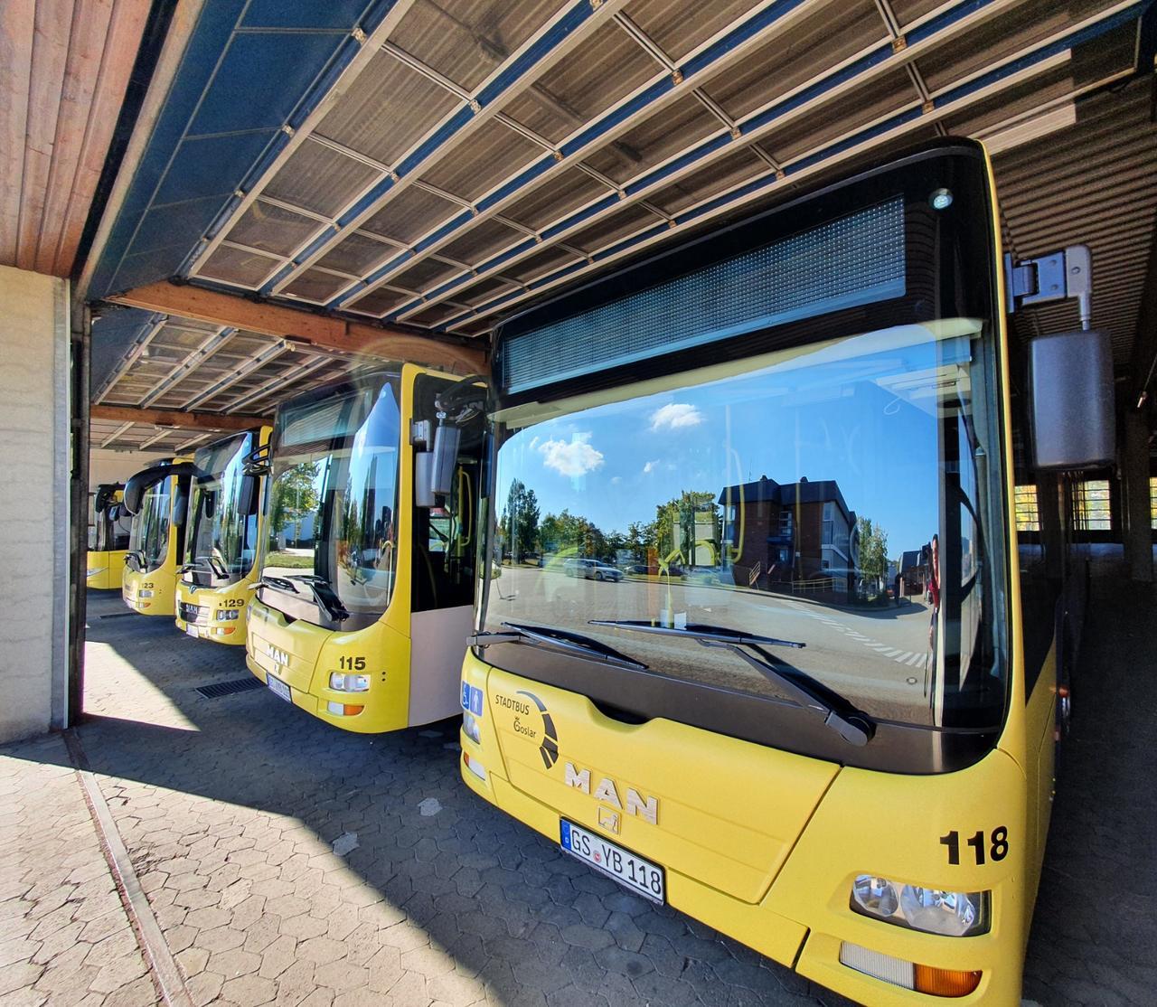Busse in Goslar fahren wieder normal