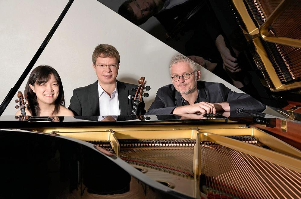 Hamburg Trio gastiert im Mönchehaus