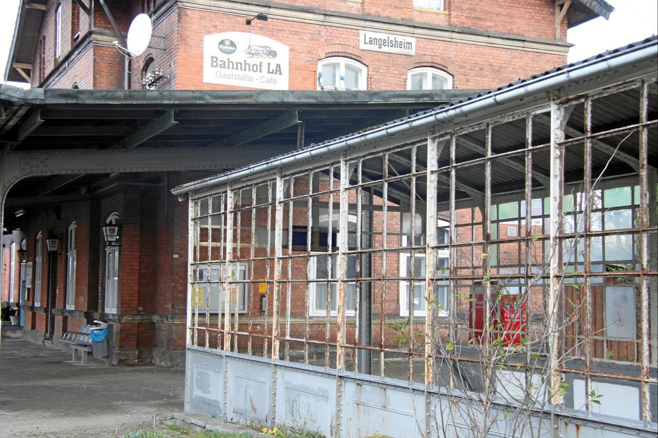 Bahnhof fällt aus Förderprogramm
