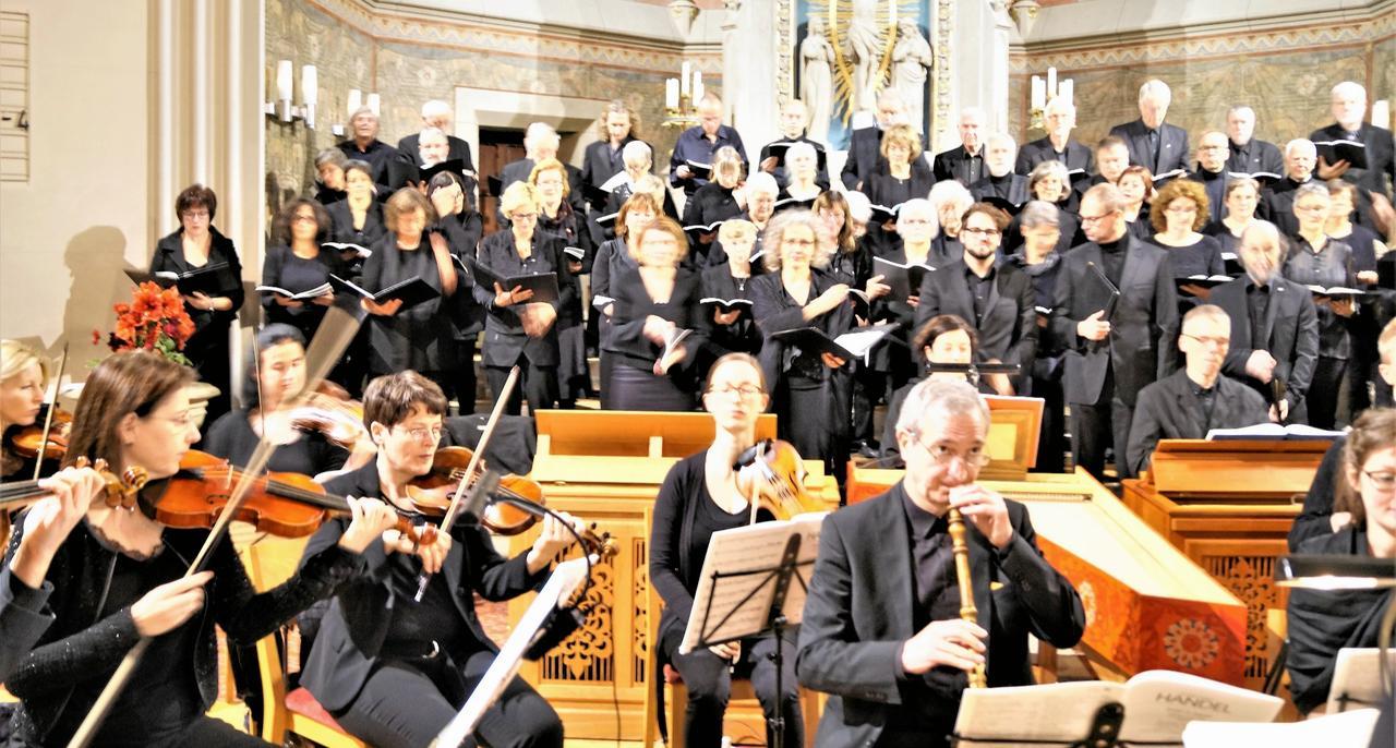 Solisten und Orchester begeistern
