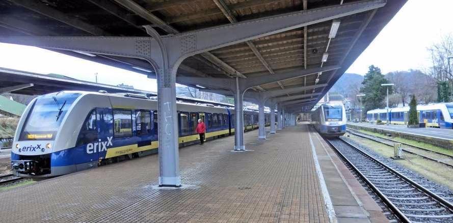 Bahn streicht Zusatzfahrten