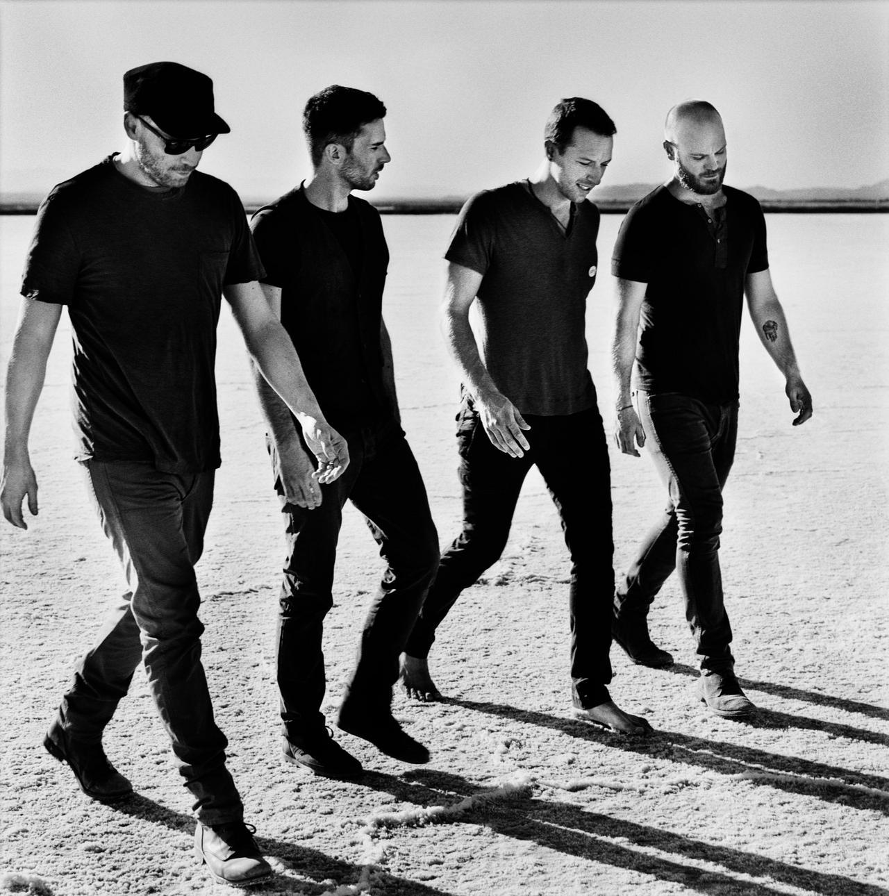 Coldplay: Neues Album, keine Tour