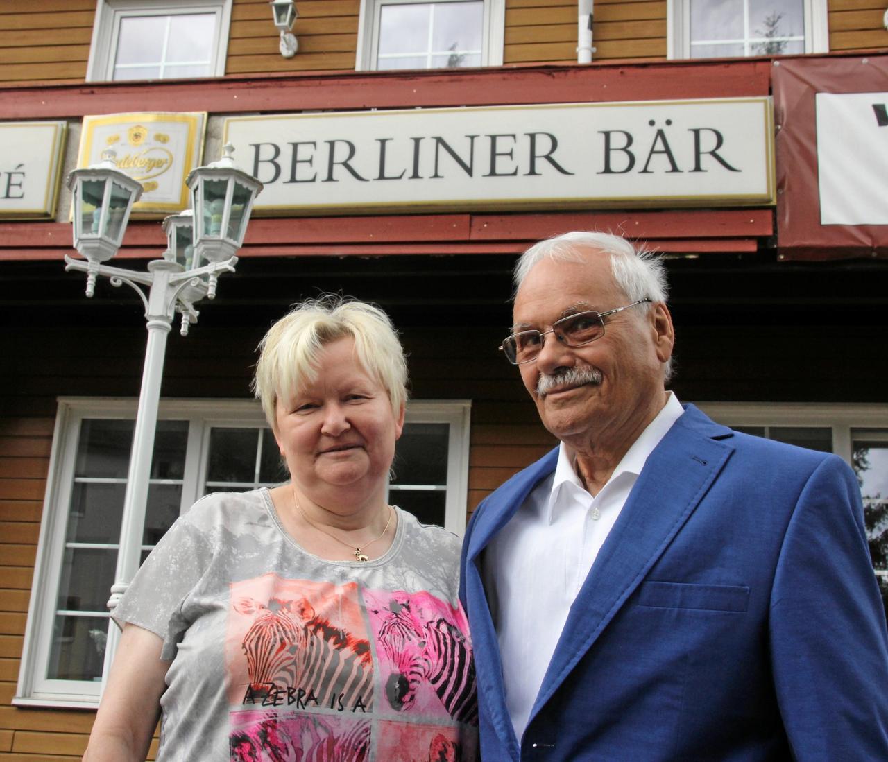 """""""Berliner Bär"""" kämpft um den Neustart"""
