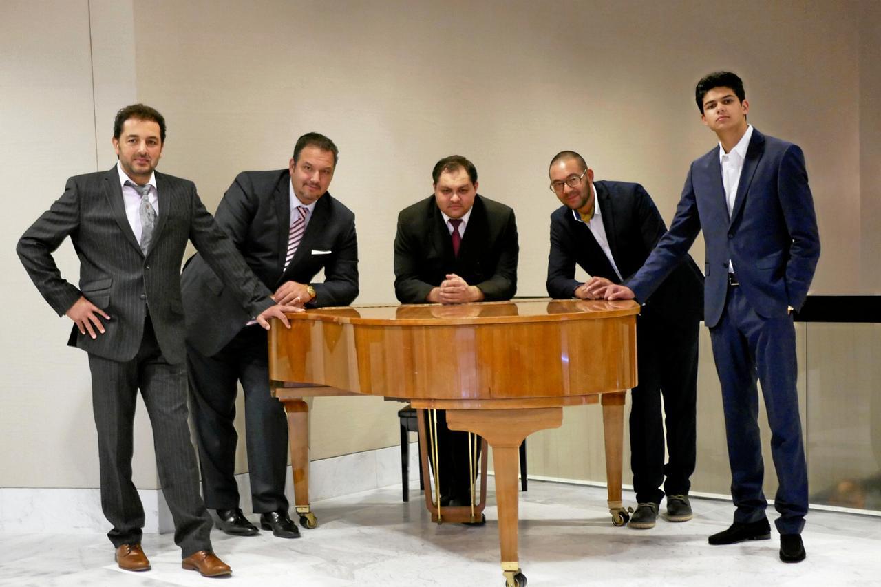 Sinti-Jazz mit Romeo-Franz-Ensemble