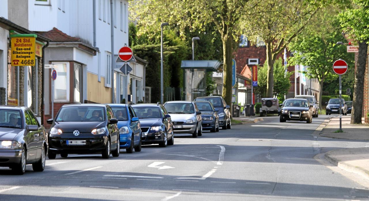 Herzog-Julius-Straße wird drei Sommer lang voll gesperrt