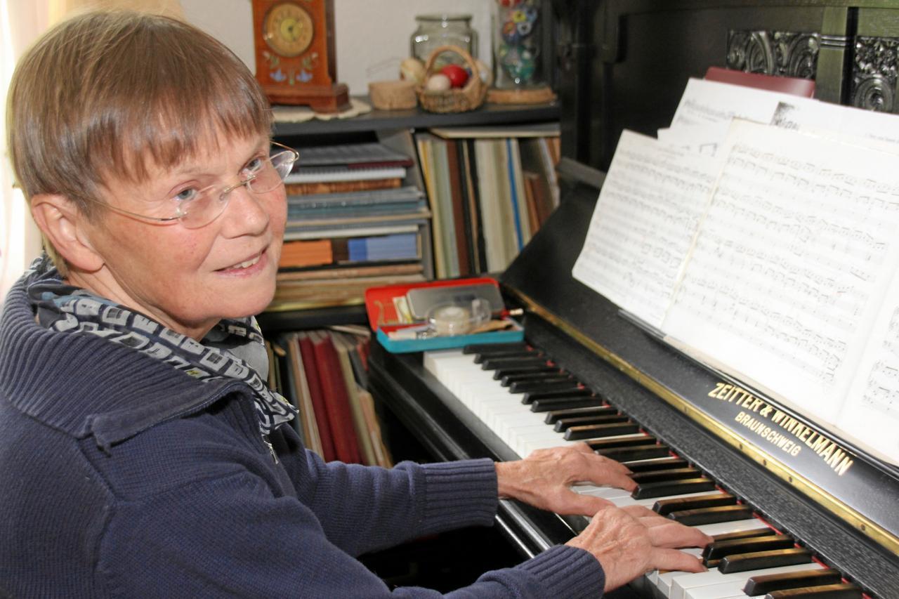 Annegret Grabenhorst geht in den Ruhestand