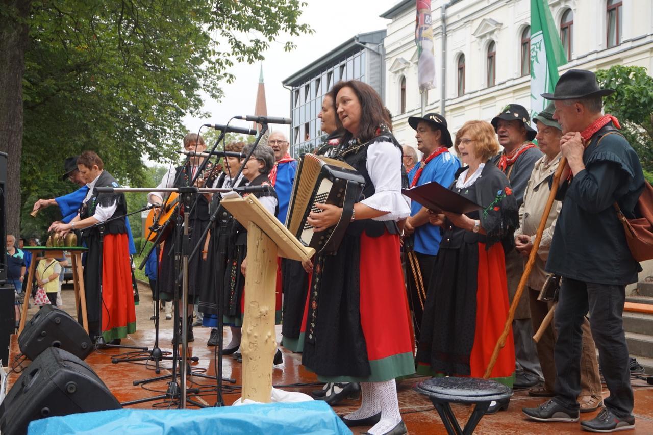 In Altenau wird gefeiert