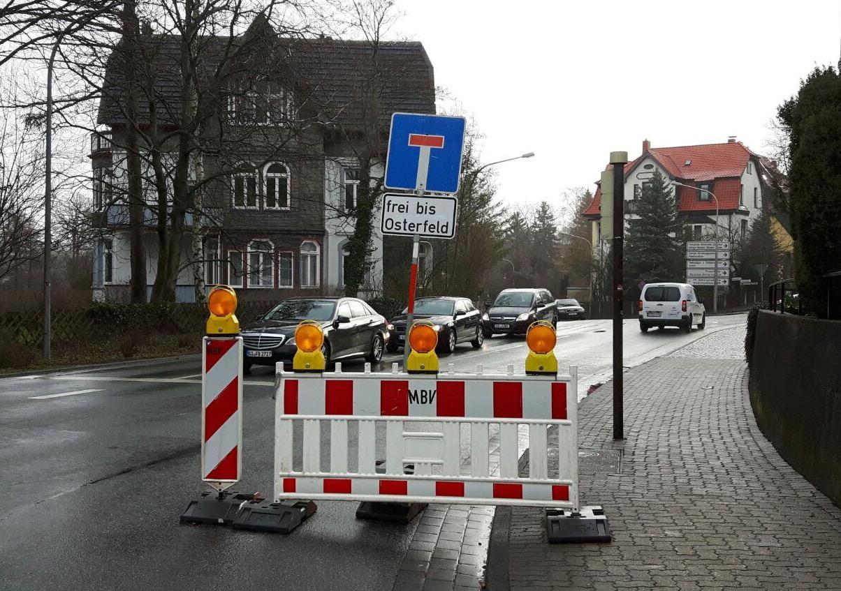 Sackgasse Reiseckenweg