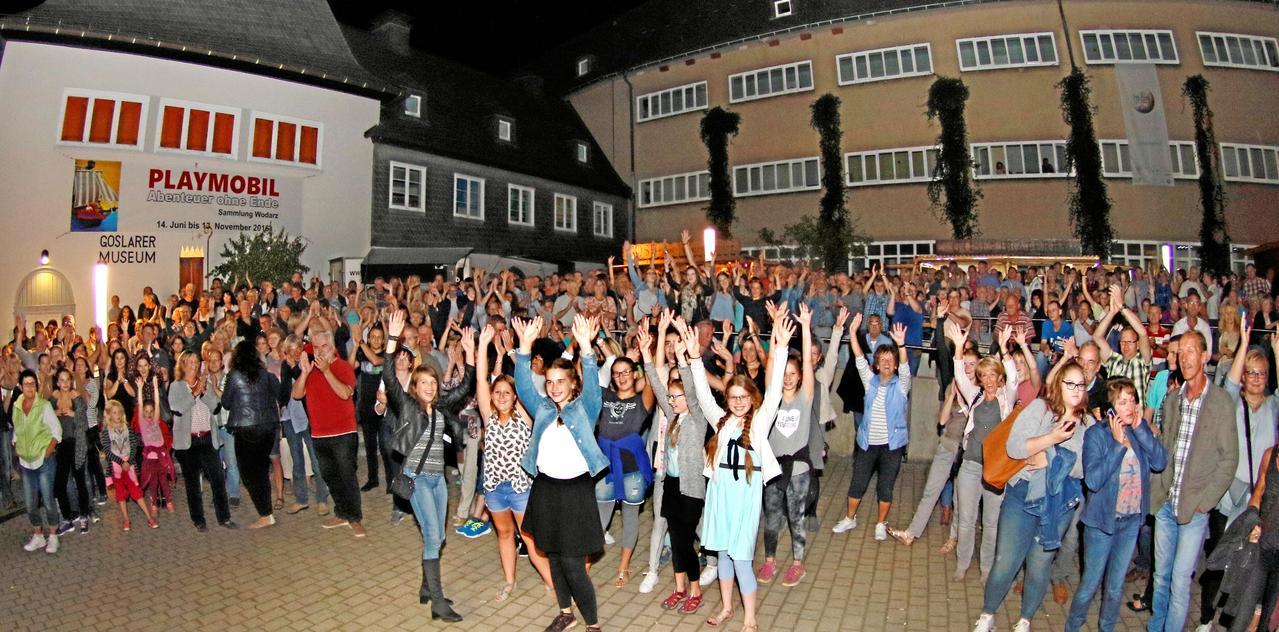 Altstadtfest: Fragezeichen hinter Gose-Bühne