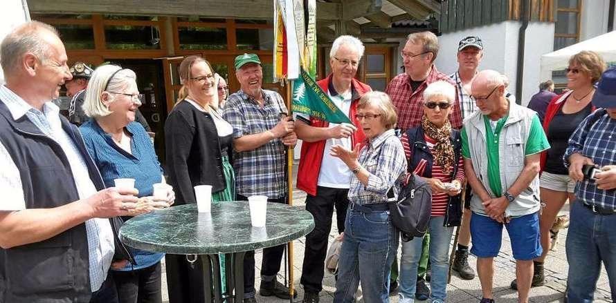 Harzklub-Wanderfest in Altenau