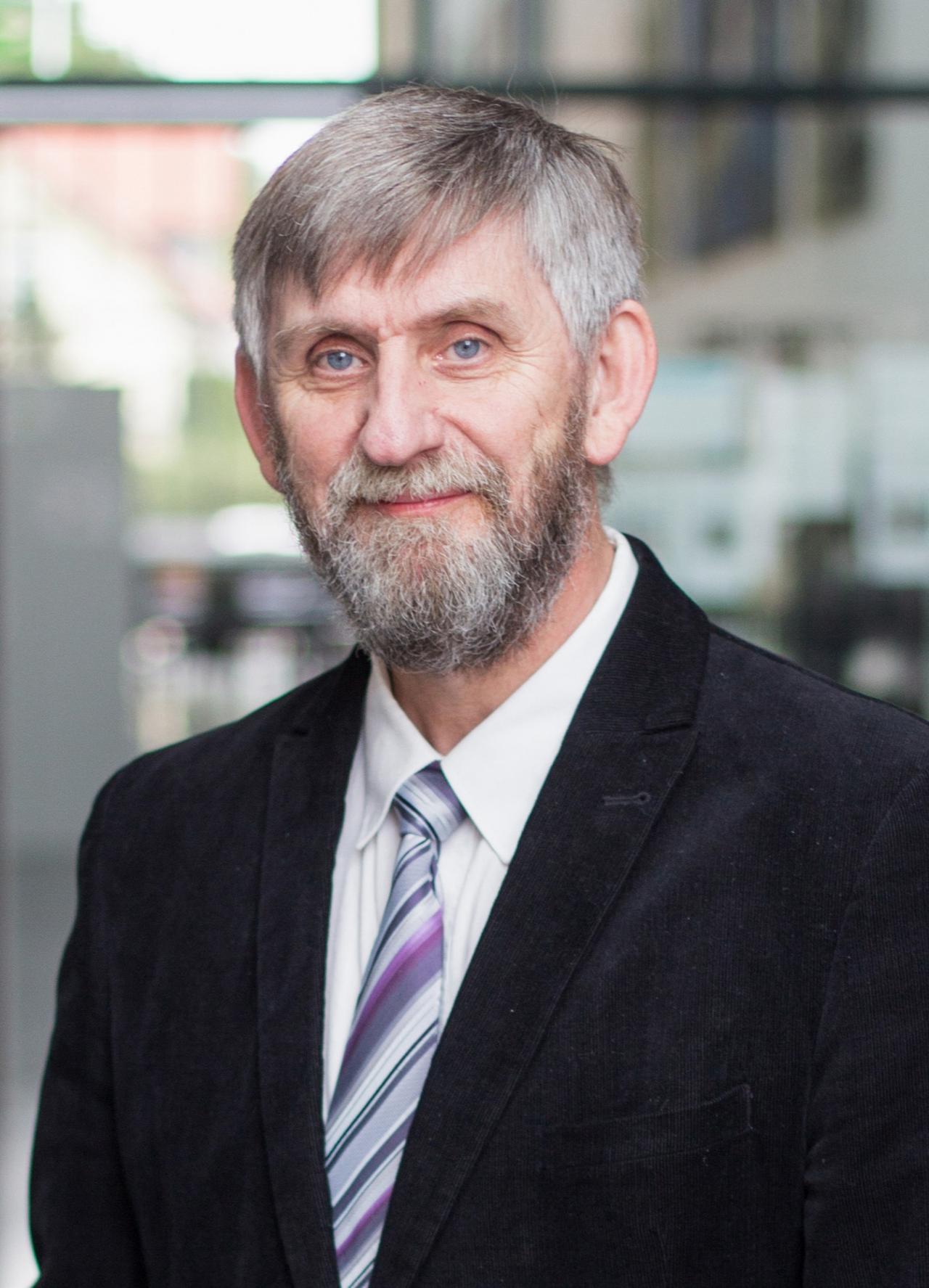 Prof. Zimmermann nimmt Abschied von HS Harz