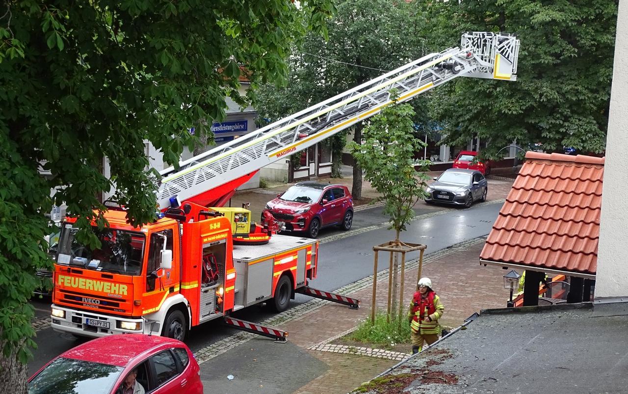 Polizei startet Ermittlung zur Brandursache