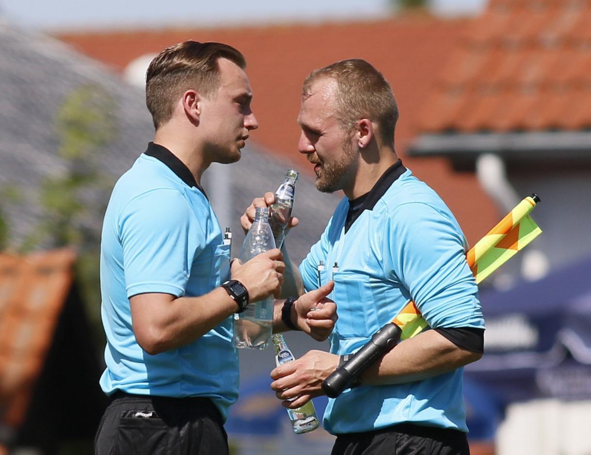 Rose pfeift künftig in der Regionalliga