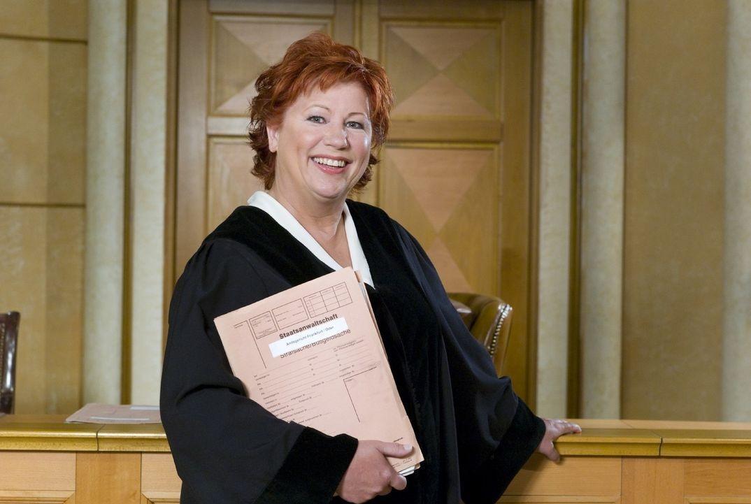 Barbara Salesch besuchtLandfrauen