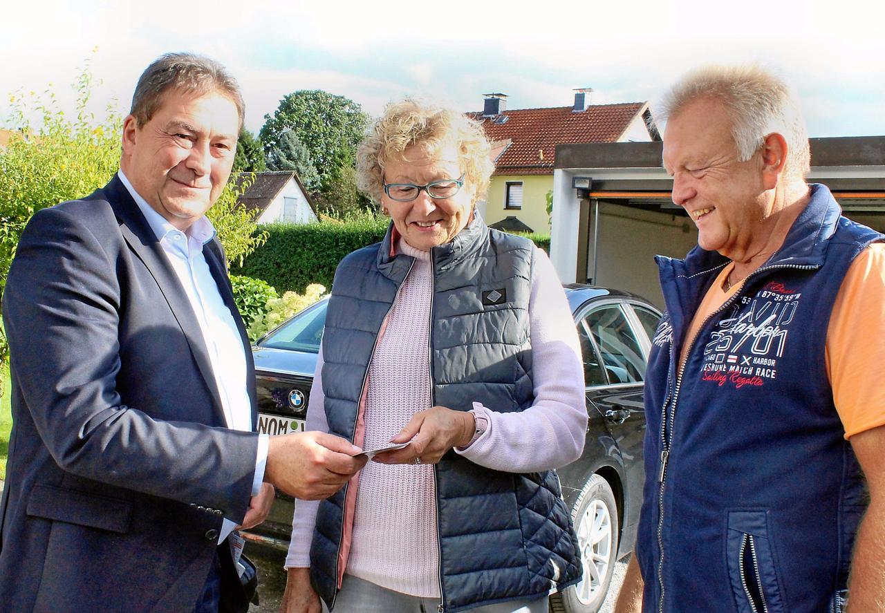 Christdemokrat setzt auf Haustür-Wahlkampf