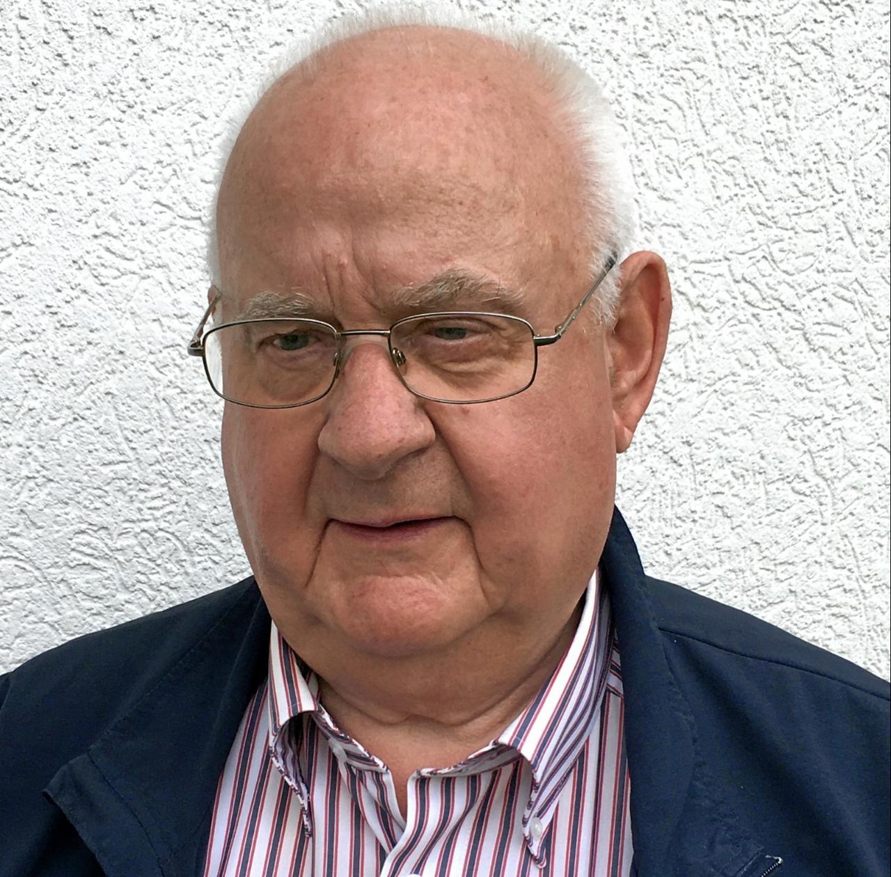 Jörg Gliemann wird 80 Jahre alt