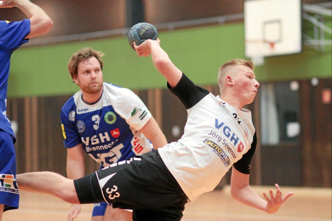 Für Handballer ist alles dabei