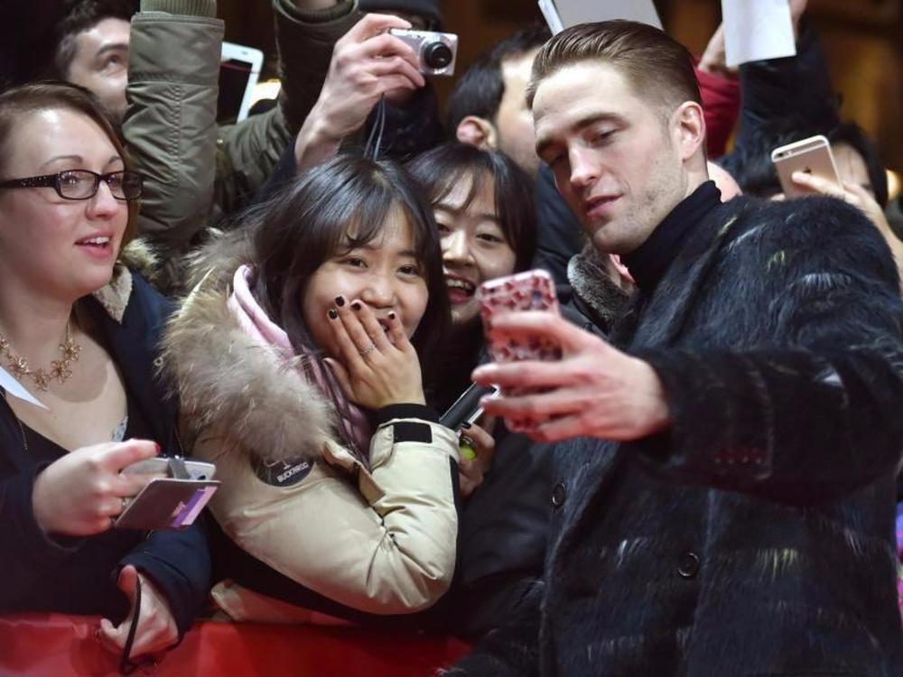Robert Pattinson auf der Berlinale