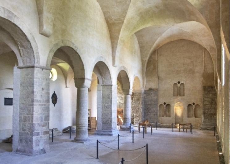 Konzert im Kloster für Cello und Klavier
