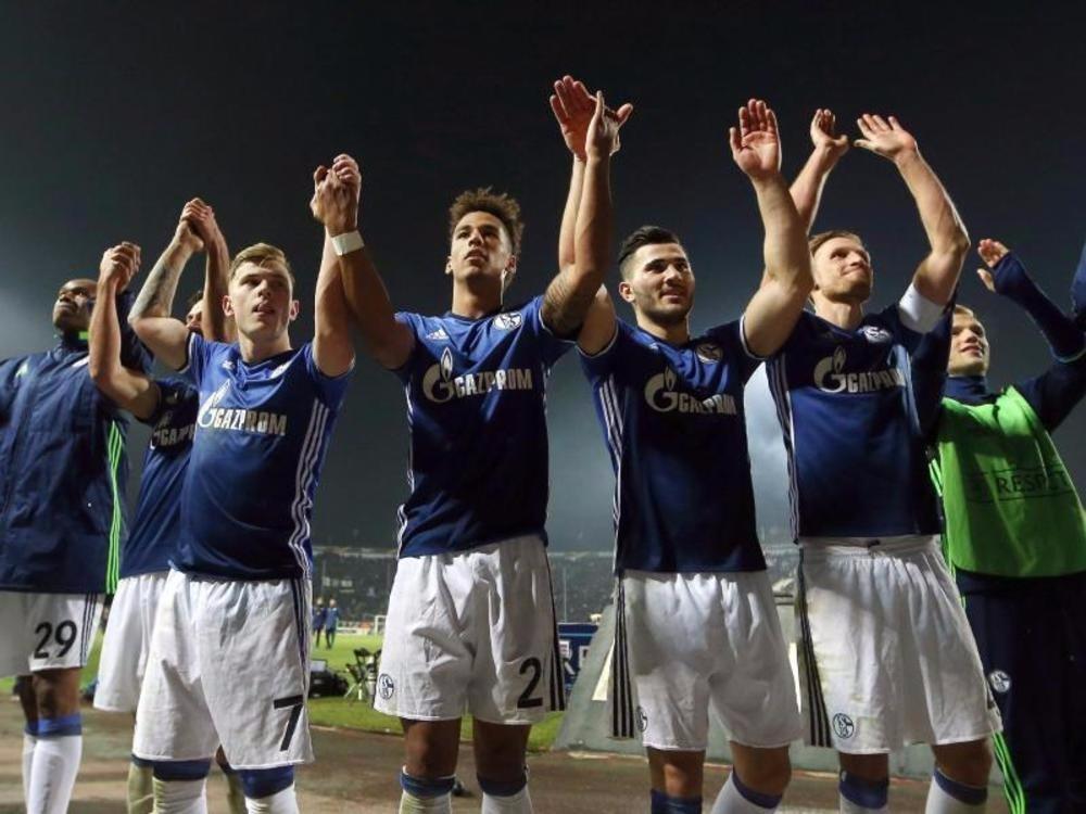 Gute Chancen für Schalke 04