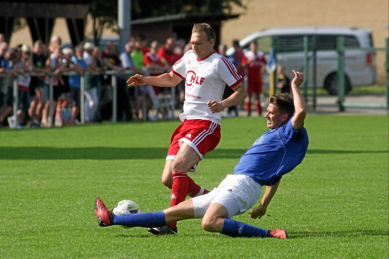Brisante Derbys im Fußball-Nordharzpokal