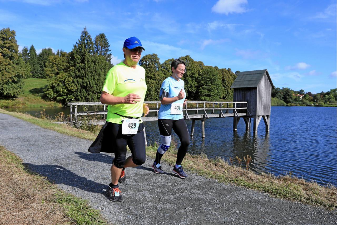 10-Teiche-Marathon ist erstmals ausgebucht