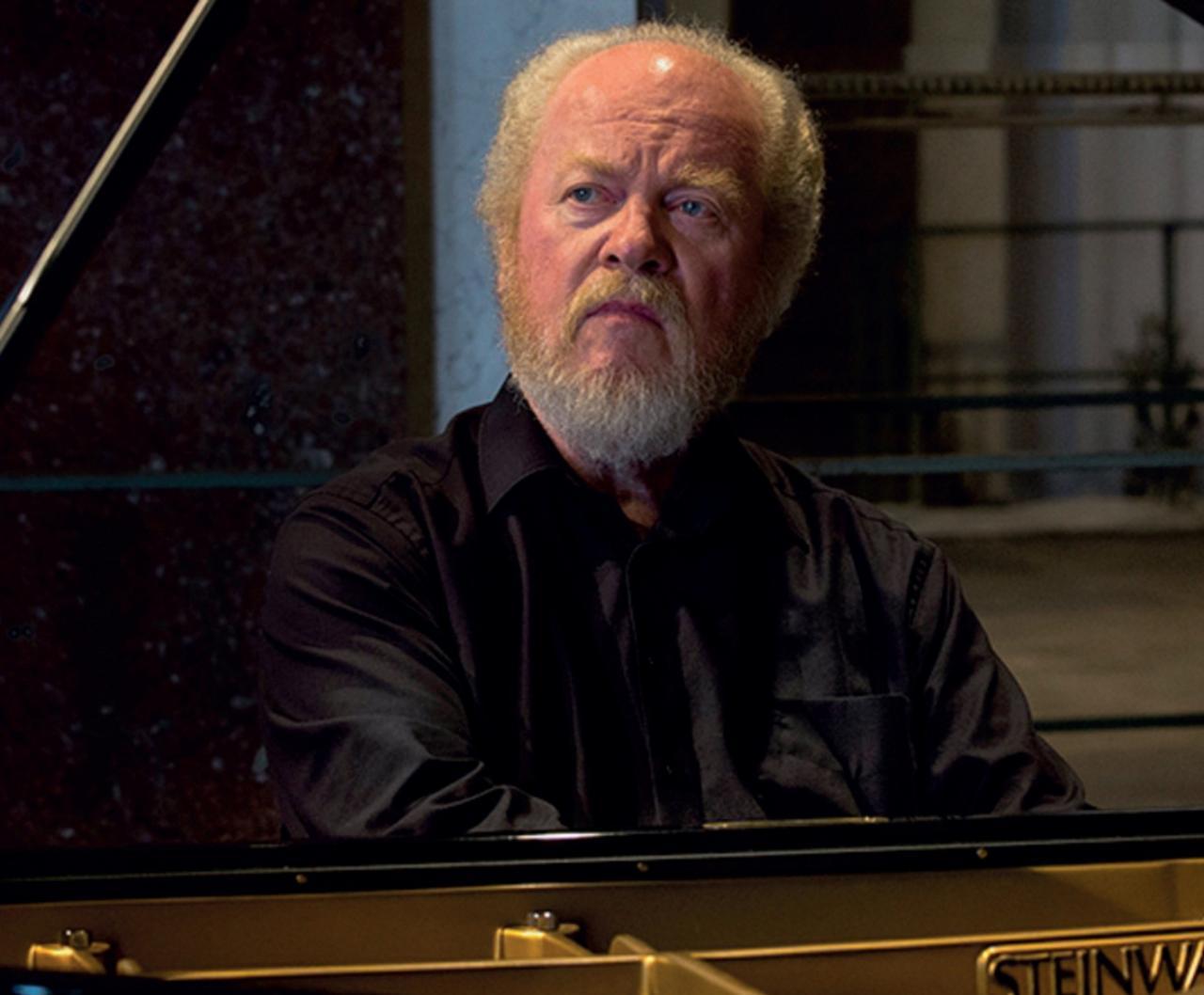Gerhard Oppitz gibt das Abschlusskonzert - GZ Live
