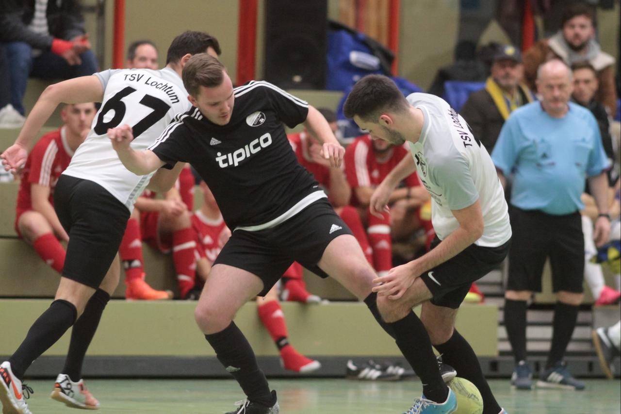 TSV Lochtum gewinnt Turnier in Langelsheim