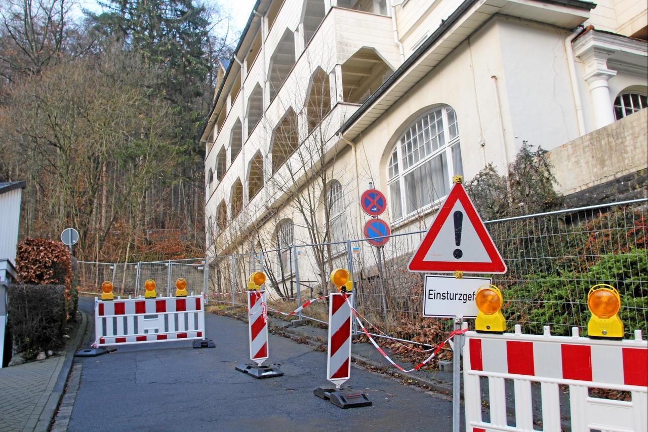 Loges-Schule steht vor dem Abriss