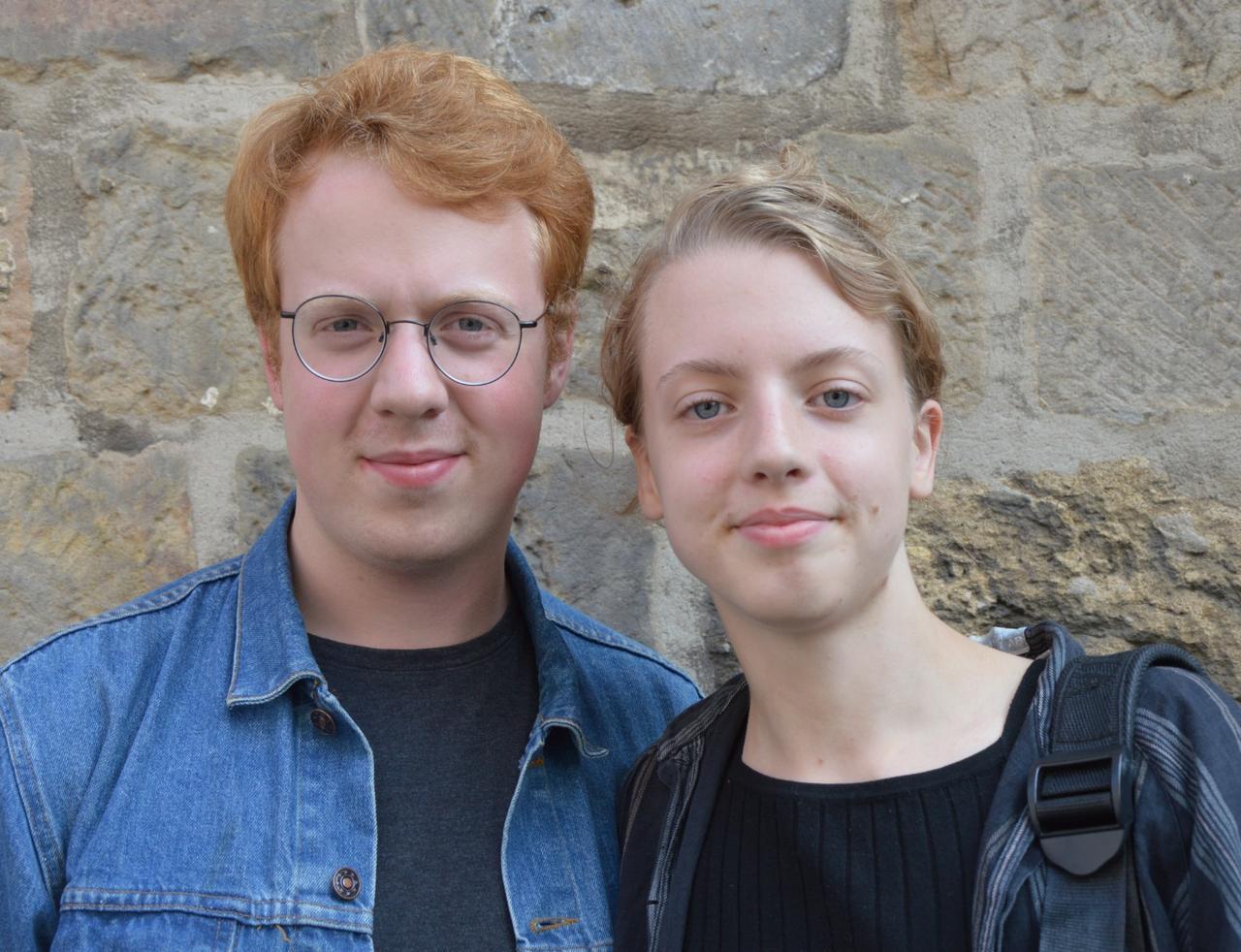 Geschwister Holm sind als Duo unterwegs