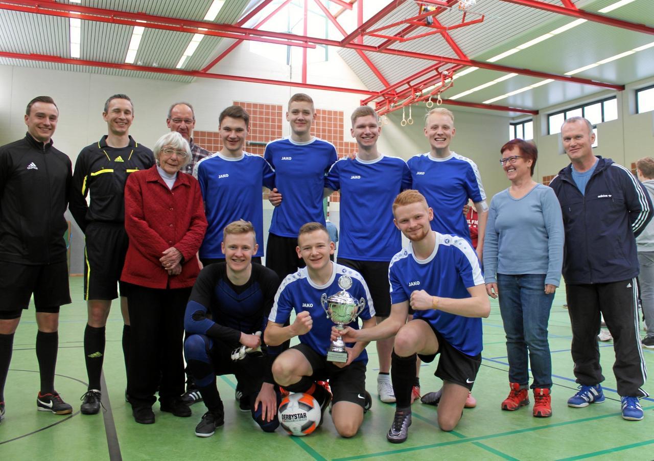 Söding-Pokal reist nach Wernigerode